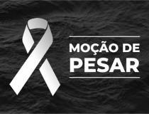 MOÇÃO DE PESAR - falecimento do Senhor ELISIÁRIO ALVES DE PAIVA