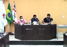 1ª Reunião Extraordinária da Câmara Municipal de Sem Peixe