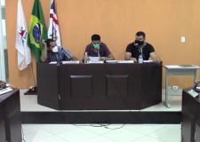 4ª Reunião Plenária da Câmara de Sem Peixe de 2021