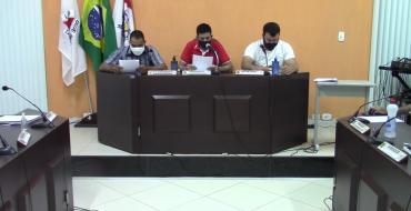 6ª Reunião Plenária da Câmara Municipal de Sem Peixe